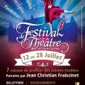 12ème Festival de Théâtre en Val de Luynes
