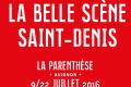 Art du spectacle dans la  Seine-Saint-Denis en 2016