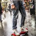 Balade En Hoverboard Dans Paris