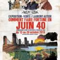 """""""Comment faire fortune en juin 40"""" de Laurent Astier"""