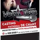 Vocal tour 2016