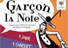 Festival Gar�on la note Nevers 2014