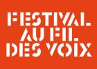 Festival au fil des voix 2015