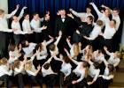 Chorios chante dans la Maison des Choeurs
