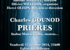 Charles Gounod, pri�res...