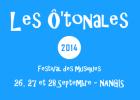 Festival de musiques les �tonales 2014