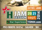 H'JAM Session 2014 - Wakeboard Contest - TSN44