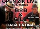 Open zik live - casa latina