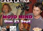 Open sunday music - casa latina