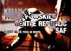 SAF / Gentle Republic et Kelly & The Kapowskies : French Pop Mission