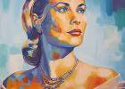 L'art de peindre en multicolore