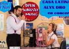 Casa latina - open sunday music