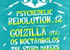 Go!Zilla + Os Noctambulos + The Storm Makers