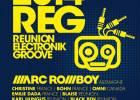 Reg - R�union Electronik Groove 2014