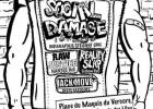 Social Damage + Raw Justice + Reality Slap + Jack Move