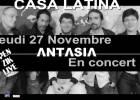 Casa latina - open zik live