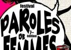 Festival Paroles de femmes