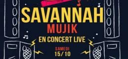 Live Savannah Mujik