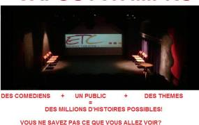 Spectacle Cafoutch'impro