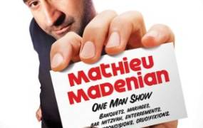 Spectacle Mathieu Madenian
