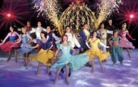 Spectacle Disney Sur Glace: 100 Ans De Magie