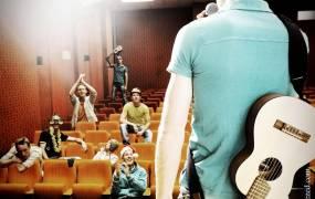 Spectacle Le RV des Pitchous : Frederick en concert