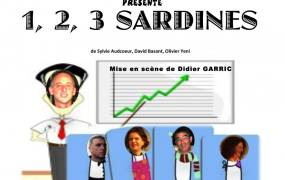 Spectacle 1 2 3 Sardines !