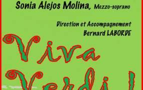 Spectacle Viva Verdi