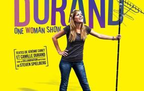 Spectacle Camille Durand Dans One Woman Show