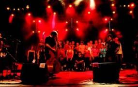 Concert Jaur�s ! Le Bal R�publicain -  Compagnie Les Grandes Bouches
