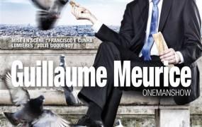 Spectacle Guillaume Meurice dans Que demande le peuple ?