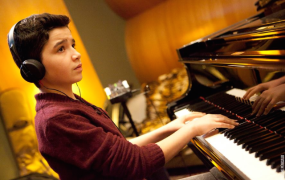 Concert No� Huchard invite Matthieu Vernhes