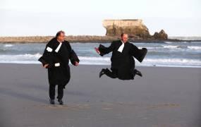 Spectacle On a vol� le ch�teau de sable