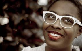 Concert WomanChild, C�cile Mclorin Savant