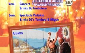 Festival Aqui Cuba 2014