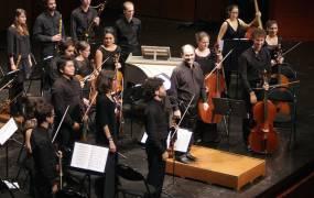 Concert Orchestre Fran�ais des Jeunes baroque