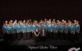 Concert Neyland  Ladies Choir