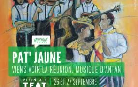 Concert Viens voir La R�union, Musique d'Antan