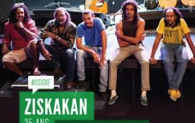 Concert Ziskakan - 35 Ans