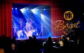 Spectacle Samedi Diner Revue au Moulin de Bagat