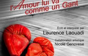 Spectacle Adrienne, L'amour lui va comme un gant