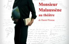 Spectacle Monsieur Malauss�ne