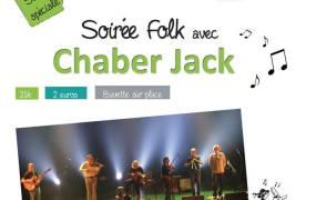 Soir�e folk - Concert Chaber Jack