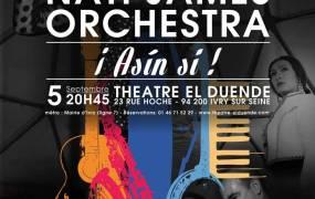 Concert Nati James Orchestra Asin si