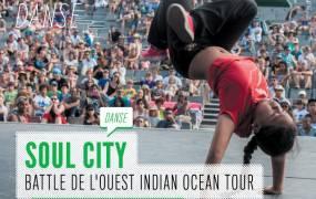 Spectacle Battle de l'Ouest Indian Ocean Tour