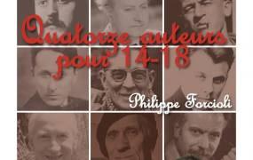 Spectacle 14 auteurs pour 14:18