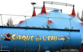 Spectacle Le Grand Cirque Sur L'eau