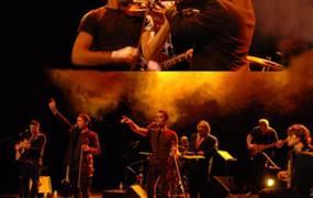 Concert Les Yeux Noirs