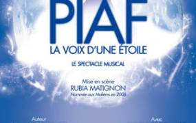 Spectacle In�dith Piaf