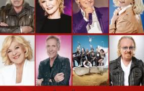 Concert Age Tendre, Rendez-vous avec les Stars